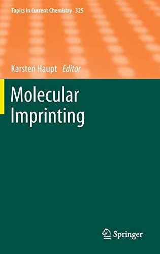 Molecular Imprinting: Karsten Haupt