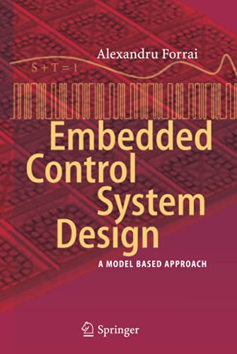 9783642285943: Embedded Control System Design: A Model Based Approach