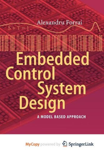 9783642285967: Embedded Control System Design: A Model Based Approach