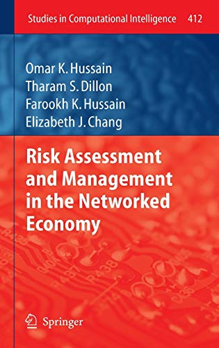 9783642286896: Risk Assessment and Management in the Networked Economy (Studies in Computational Intelligence)