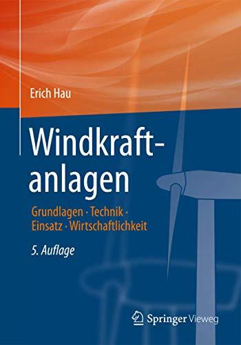 Windkraftanlagen: Erich Hau