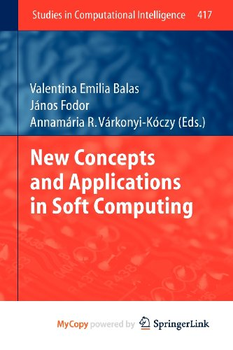 9783642289606: New Concepts and Applications in Soft Computing