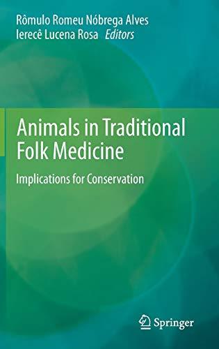 Animals in Traditional Folk Medicine: R. R. N. Alves