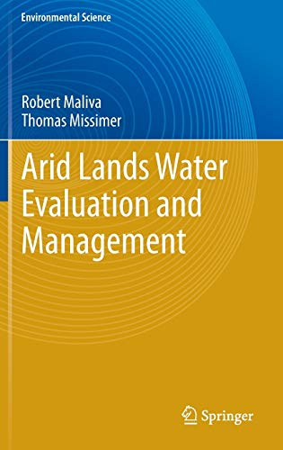 Arid Lands Water Evaluation and Management: Robert Maliva