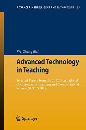 Advanced Technology in Teaching: Wei Zhang