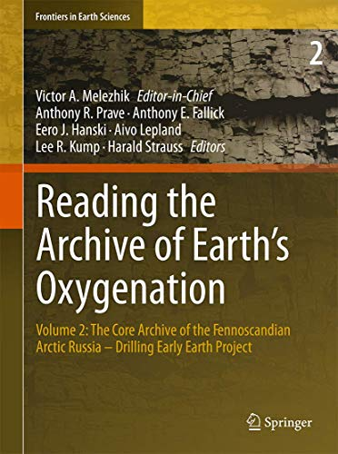 Reading the Archive of Earth's Oxygenation (Hardcover)