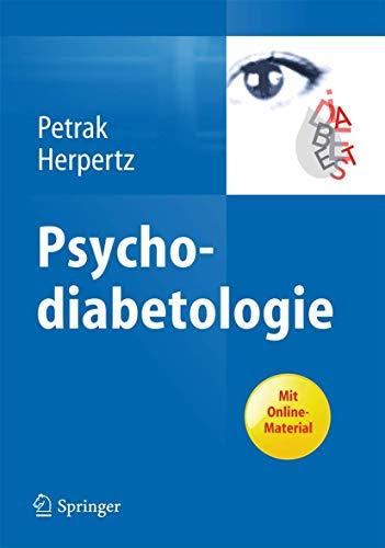 9783642299070: Psychodiabetologie
