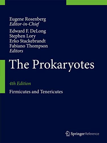 The Prokaryotes: Firmicutes and Tenericutes