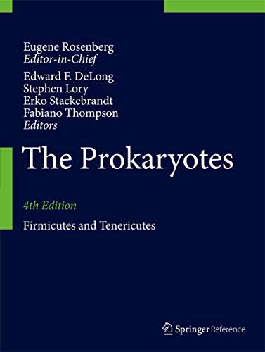 9783642301216: The Prokaryotes: Firmicutes and Tenericutes
