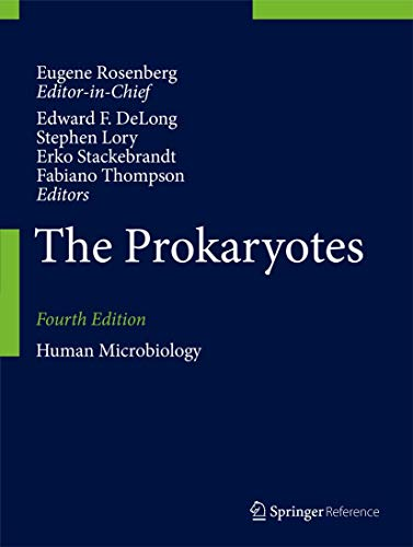 9783642301438: The Prokaryotes: Human Microbiology