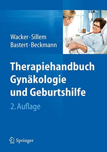 9783642301889: Therapiehandbuch Gynã¤kologie Und Gebur
