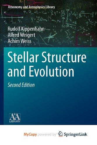 9783642303050: Stellar Structure and Evolution