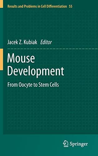 Mouse Development: Jacek Z. Kubiak