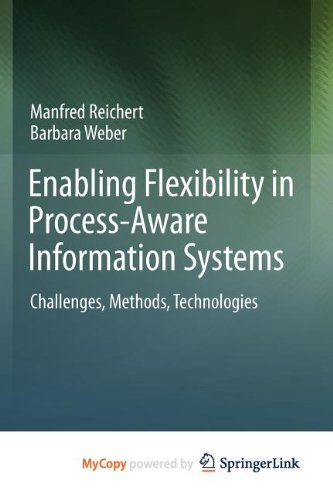 9783642304101: Enabling Flexibility in Process-Aware Information Systems: Challenges, Methods, Technologies