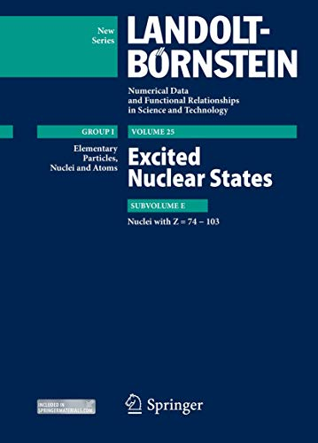 Excited Nuclear States - Nuclei with Z = 74-103 (Hardcover): Zoya N. Soroko