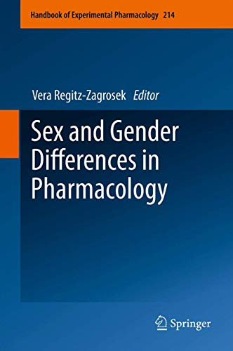Sex and Gender Differences in Pharmacology: Vera Regitz-Zagrosek