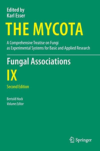 Fungal Associations (The Mycota)