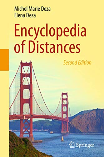 9783642309571: Encyclopedia of Distances