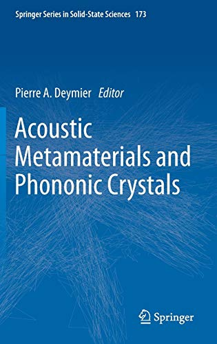 9783642312311: Acoustic Metamaterials and Phononic Crystals (Springer Series in Solid-State Sciences)