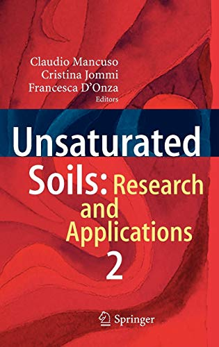 Unsaturated Soils: Research and Applications: Claudio Mancuso