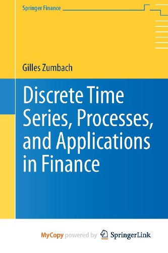 9783642317439: Discrete Time Series, Processes, and Applications in Finance