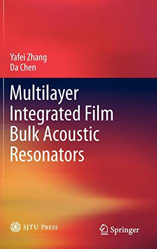 9783642317750: Multilayer Integrated Film Bulk Acoustic Resonators
