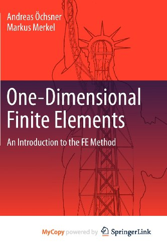 9783642317989: One-Dimensional Finite Elements: An Introduction to the FE Method