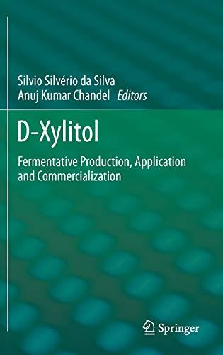 D-Xylitol: Silvio Silvério da Silva