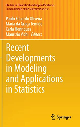 Recent Developments in Modeling and Applications in: Paulo Eduardo Oliveira,