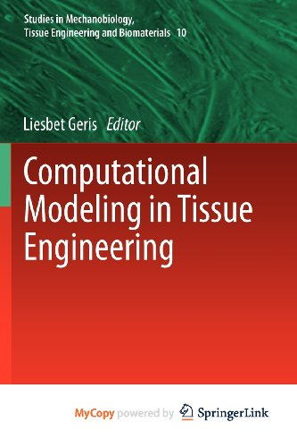 9783642325649: Computational Modeling in Tissue Engineering