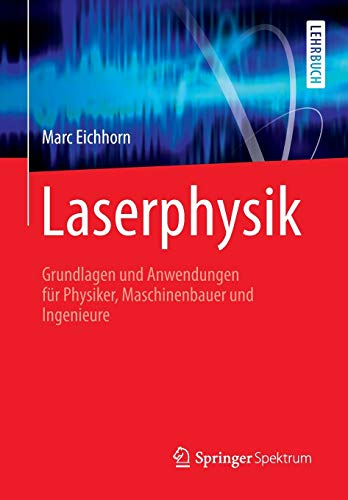 Laserphysik: Marc Eichhorn