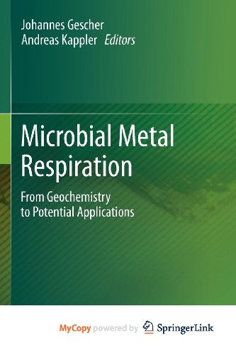 9783642328688: Microbial Metal Respiration: From Geochemistry to Potential Applications