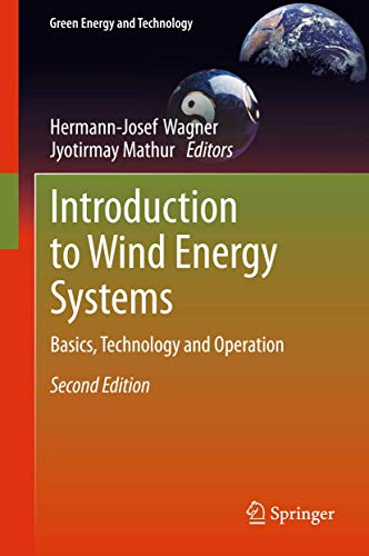 Introduction to wind energy systems.: Wagner, Hermann-Josef; Mathur,