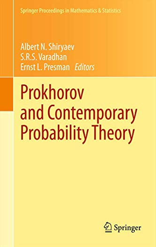 9783642335488: Prokhorov and Contemporary Probability Theory: In Honor of Yuri V. Prokhorov (Springer Proceedings in Mathematics & Statistics)