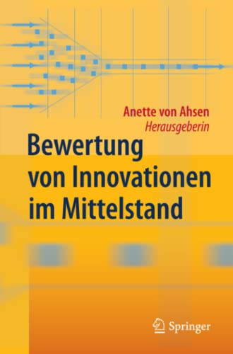 9783642337260: Bewertung von Innovationen im Mittelstand