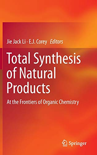 Total Synthesis of Natural Products: Jie Jack Li