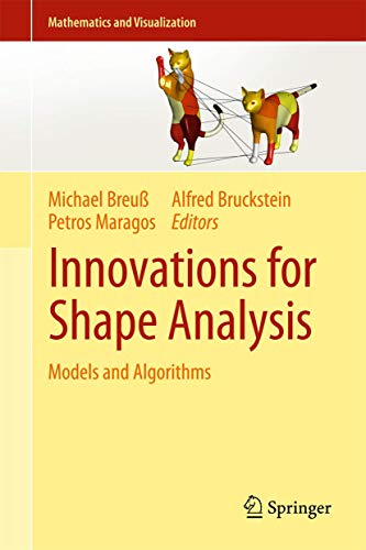 9783642341403: Innovations for Shape Analysis: Models and Algorithms (Mathematics and Visualization)