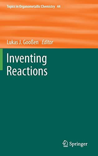 Inventing Reactions (Hardback)