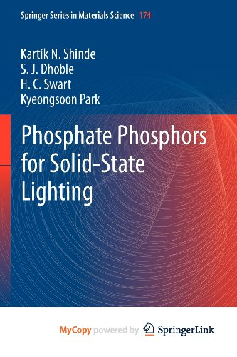 9783642343131: Phosphate Phosphors for Solid-State Lighting