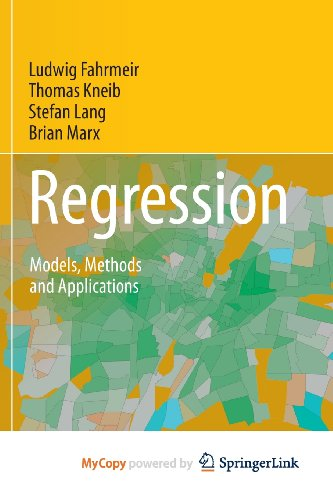 9783642343346: Regression: Models, Methods and Applications