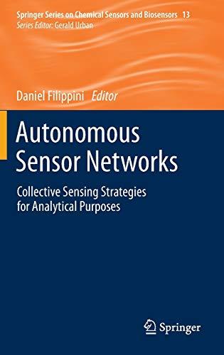 Autonomous Sensor Networks: Daniel Filippini