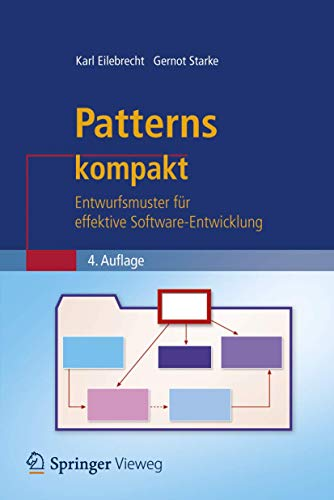 Patterns Kompakt: Entwurfsmuster Fnr Effektive Software-Entwicklung: Eilebrecht, Karl/ Starke,