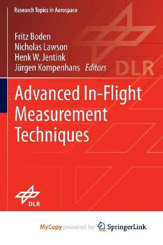 9783642347399: Advanced In-Flight Measurement Techniques