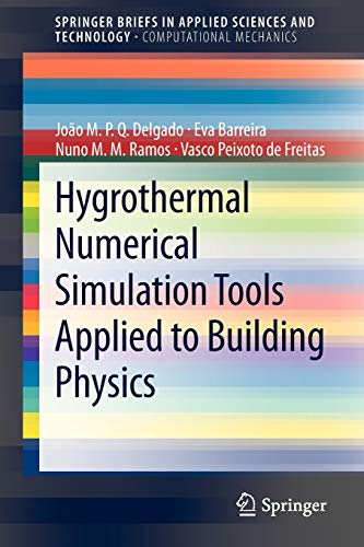9783642350023: Hygrothermal Numerical Simulation Tools Applied to Building Physics (SpringerBriefs in Applied Sciences and Technology)