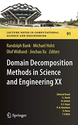 9783642352744: Domain Decomposition Methods in Science and Engineering XX (Lecture Notes in Computational Science and Engineering)