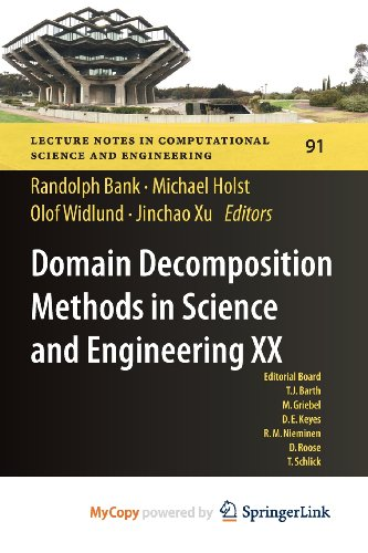 9783642352768: Domain Decomposition Methods in Science and Engineering XX