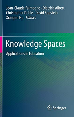 9783642353284: Knowledge Spaces: Applications in Education
