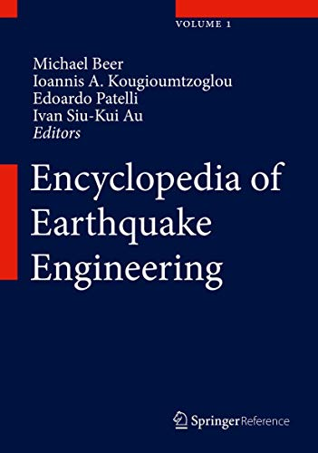Encyclopedia of Earthquake Engineering