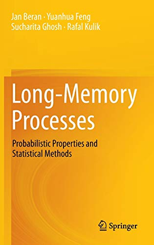 9783642355110: Long-Memory Processes: Probabilistic Properties and Statistical Methods