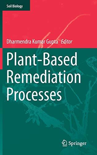 9783642355639: Plant-Based Remediation Processes (Soil Biology)